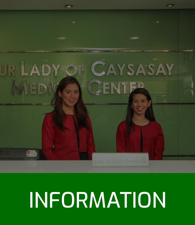 OLCMC Facilities - Information