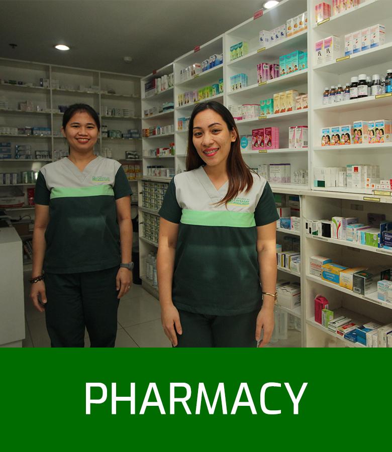 OLCMC Facilities - Pharmacy